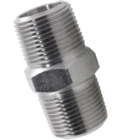 Stainless Threaded Nipple