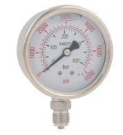 Stainless Threaded Gauge